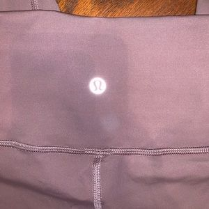 "Lululemon Wunder Under 28"" Antique Bark Nulux"